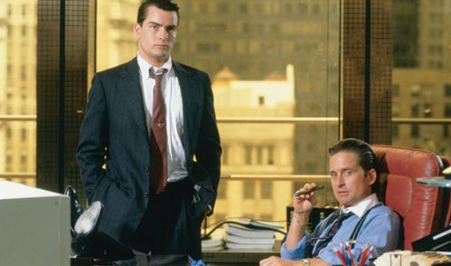 Anticipation: Wall Street 2 with Stone and Douglas to ...