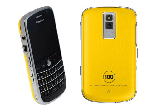 blackberry-bold-selfridges-100th-anniversary-centenary