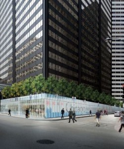 Sears Tower Renovation by Adrian Smith + Gordon Gill