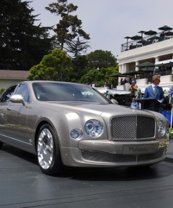 2010 Bentley Mulsanne