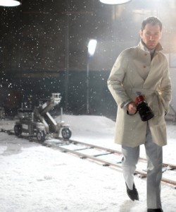 Fall + Winter 2009: Jude Law x Dunhill