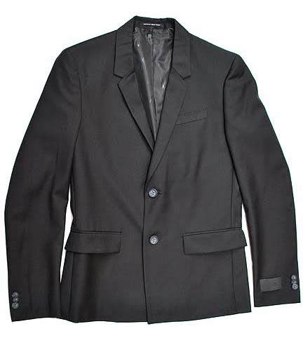 Cheap Monday Black Suit - Por Homme - Contemporary Men's Lifestyle ...