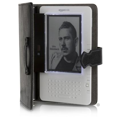 Case-mate's Enlighten Kindle 2 Leather Case