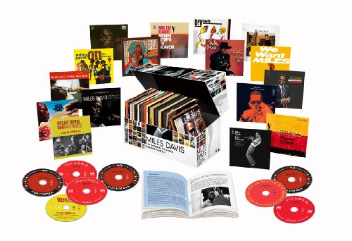 The Complete Columbia Album Collection by Miles Davis