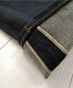 Tellason Selvage 5 Pocket Jeans