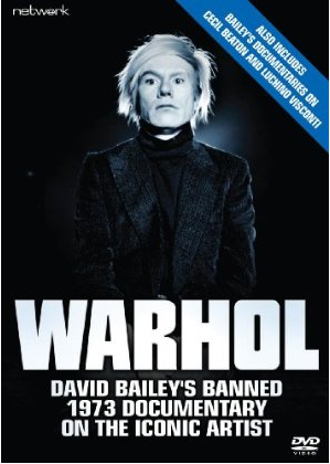 David Bailey on Warhol to be Reissued on DVD by Network
