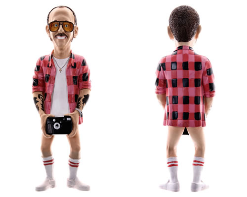 Uncle York x Colette Terry Toy