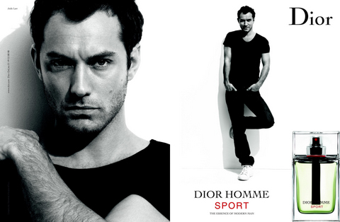 Dior Homme - From LA to London - Starring Jude Law