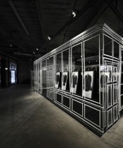Dunhill Autumn/Winter 2010 Installation by Campaign
