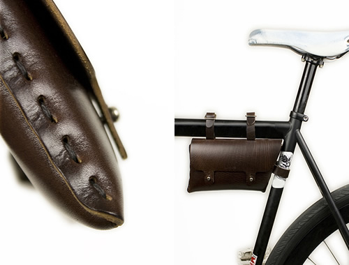 Billykirk 211 Bike Frame Pouch