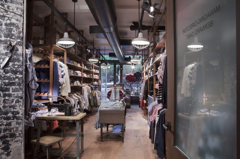 Now Open: Gant Rugger at Bleecker Street