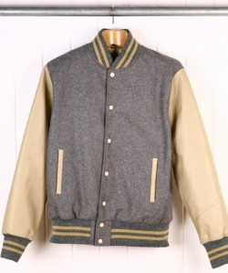 Heritage Research x Oipolloi Varsity Jacket