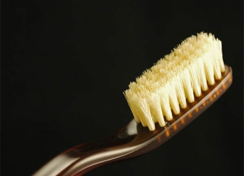 Toothbrush With Nylon Bristles 61