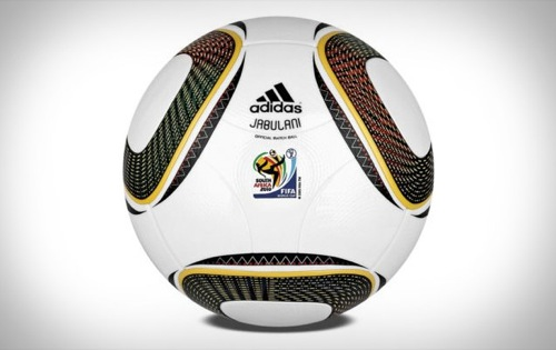 World Cup 2010: Making of the Jabulani Soccer Ball [Adidas]