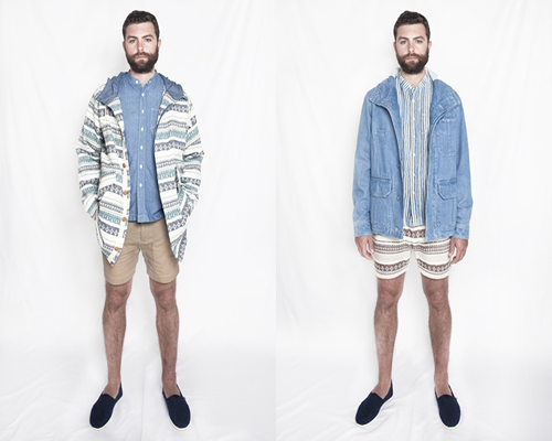 Creep by Hiroshi Awai Spring/Summer 2011 Lookbook