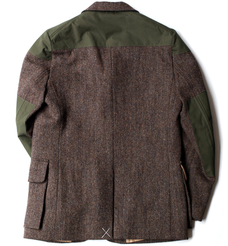Essential: Nigel Cabourn Mallory Jacket [Fall 2010]