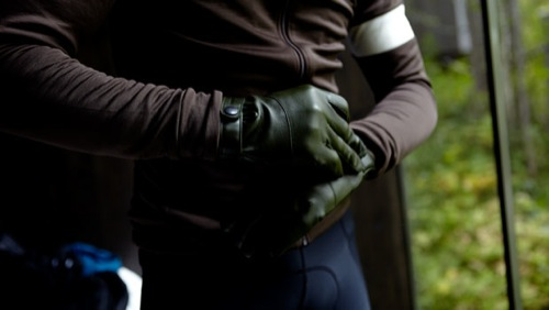 Rapha Leather Town Glove [Fall 2010]