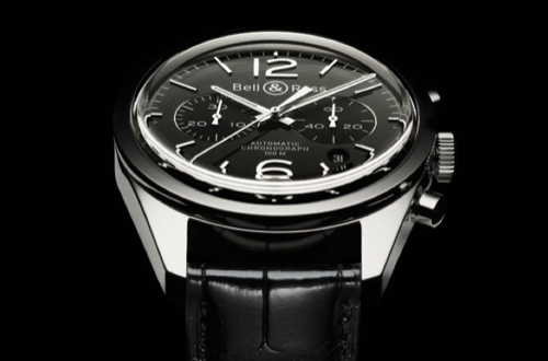 Bell & Ross | Vintage Officer Watch