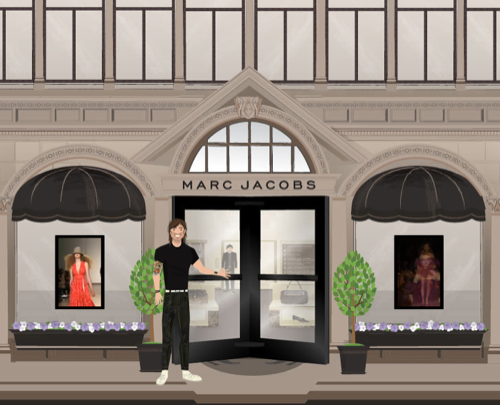 Now Open | Marc Jacobs Online Shop