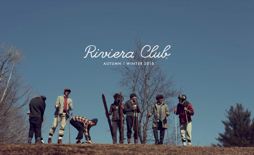 Riviera Club Autumn/Winter 2010 Lookbook
