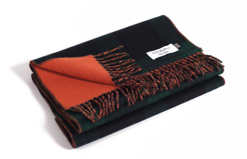 London Undercover for ACL & Co. Cashmere Scarf