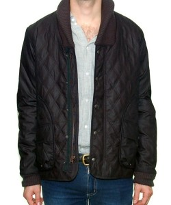 Whillas & Gunn Quilted Kingsford Smith Jacket