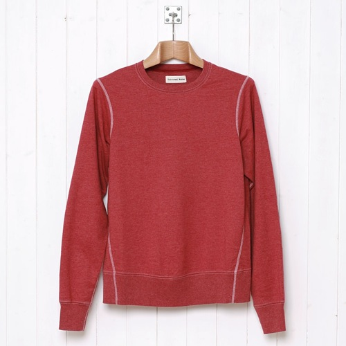 Fall 2010 | Universal Works Heskin Marl Sweatshirt