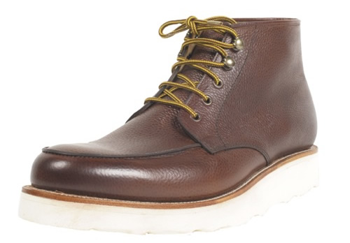 Grenson for Number Six London Hampstead Boot