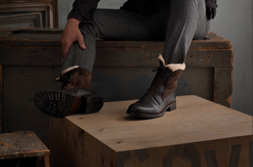 Fall 2010 | Russell & Bromley Aviator Boot