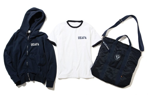 UEAFA | uniform experiment Athletic Field Academy