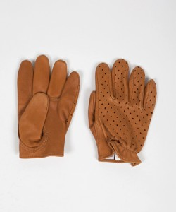 The Short Wrist | Churchill Deerskin Racer Gloves