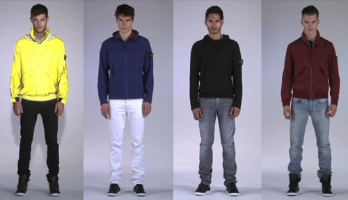 Lab and Life | Stone Island Spring/Summer 2011 Preview