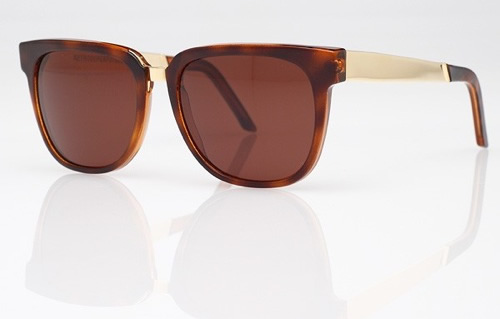 SUPER People Havana Sunglasses