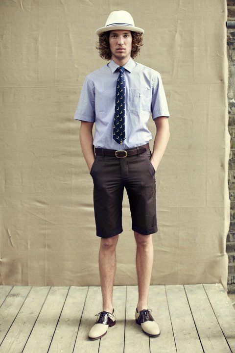 D.S.Dundee Spring/Summer 2011 Lookbook