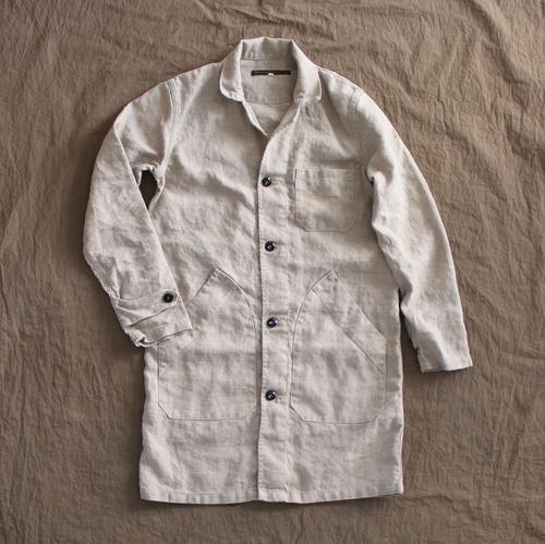 Garment Reproduction of Workers | 1940's Gardener Coat