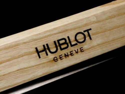 The Hublot Sledge Design Concept