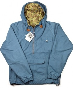 The Want | Mt. Rainier Design 60/40 Reversible Anorak
