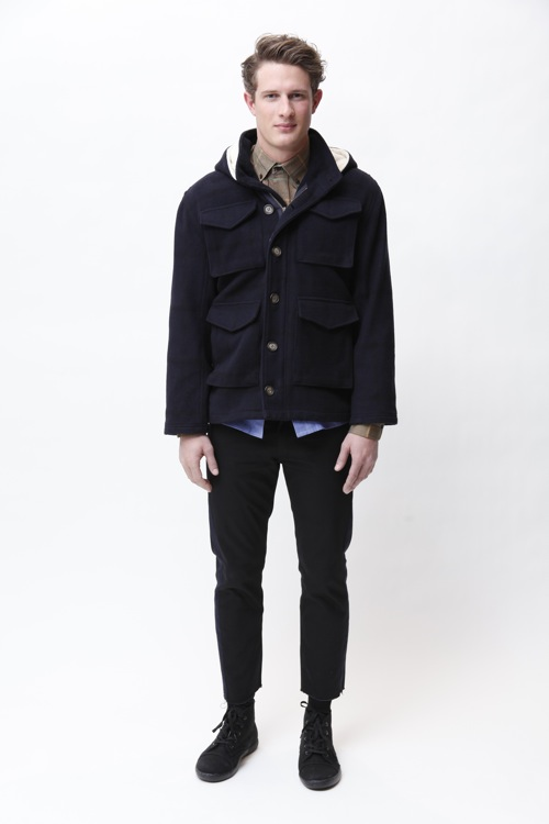 Timo Weiland Fall/Winter 2011 Lookbook