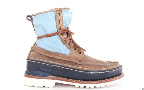 Spring 2011 | visvim Grizzly Boots Mid - Folk