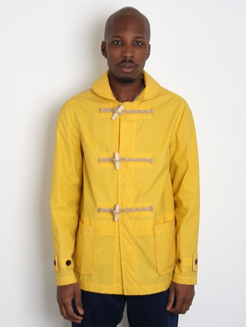 YMC x Gloverall Fisherman Raincoat