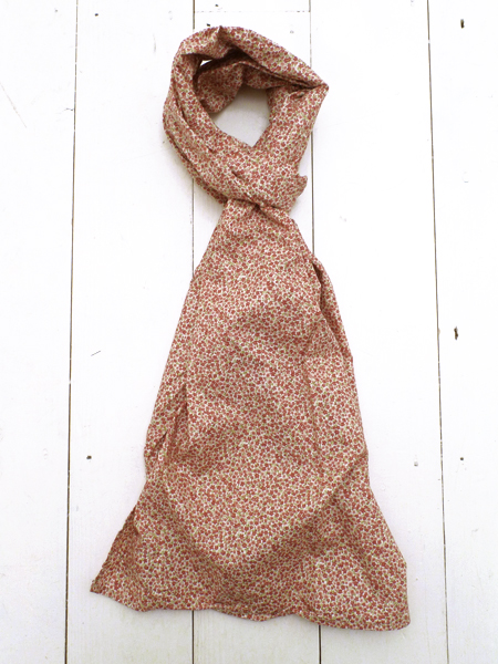 Engineered Garments S/S '11 Floral Print Scarves