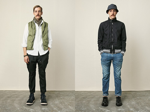 Nonnative Spring/Summer 2011 Lookbook