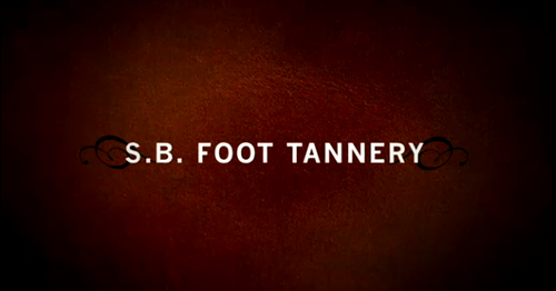 Red Wing Shoes | S.B. Foot Tannery Video