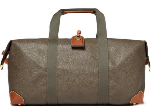 The Want | Mulberry Clipper Holdall Bag