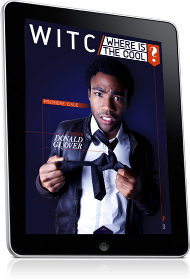 Where is the Cool? Digital Magazine for iPad