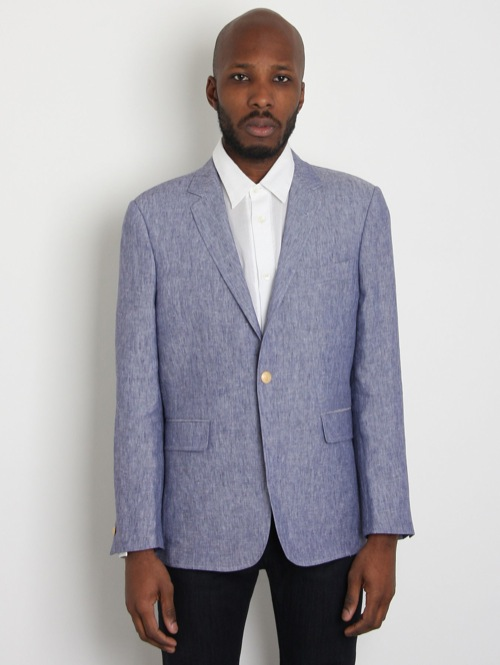 Kitsune One Button Formal Jacket
