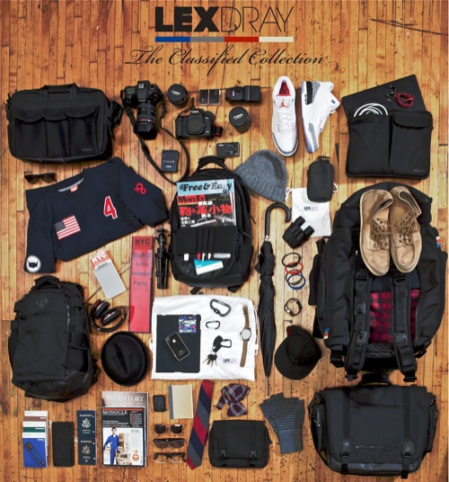 Introducing | Lexdray Classified Collection Travel Bags