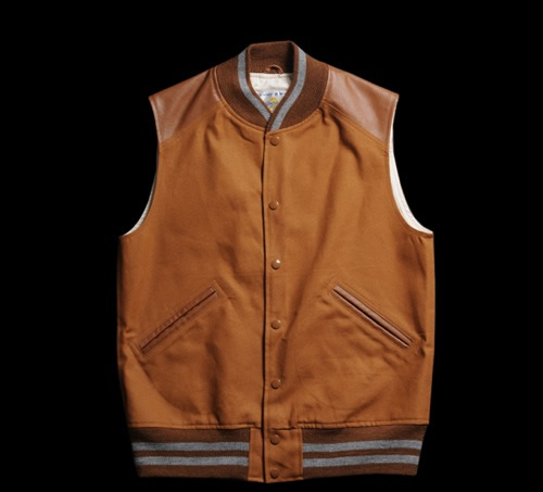 Golden Bear for Unionmade Varsity Jackets & Vests
