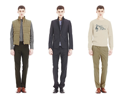 A.P.C. Pre-Fall/Winter 2011 Collection