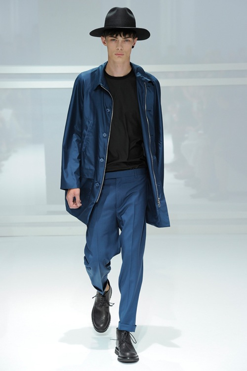 Paris Fashion Week | Dior Homme Spring/Summer 2012 Collection
